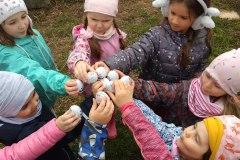 Hľadanie vajíčok 2021